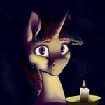 candle geomancing highres twilight_sparkle