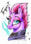 donika-schovina highres tempest_shadow traditional_art