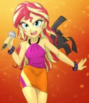 equestria_girls humanized microphone sunset_shimmer ta-na