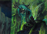 kenket queen_chrysalis sophiecabra the_lion_king