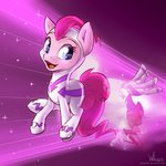 costume fillisecond highres pinkie_pie power_ponies whazzam95