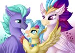 julunis14 princess_skystar queen_novo seaspray