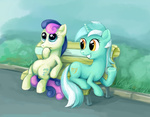bench lyra_heartstrings sweetie_drops vapgames