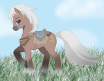 angelofhapiness epona ponified saddle