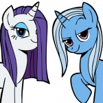 megasweet rarity the_great_and_powerful_trixie