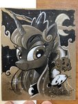 andy_price highres princess_luna tiberius traditional_art