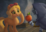 applejack apples cloak gor1ck zecora