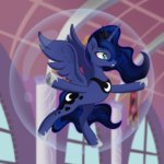 bubble highres nathayro37 princess_luna