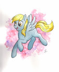 derpy_hooves helicityponi traditional_art