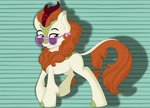 autumn_blaze glasses kirin sorasarah212