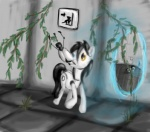 artist_unknown crossover original_character ponified portal