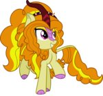 absurdres adagio_dazzle highres illumnious kirin species_swap vector