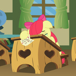 apple_bloom baww desk highres matty4z owned school tears