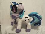 earmuffs little-broy-peep-inc photo plushie scarf toy vinyl_scratch
