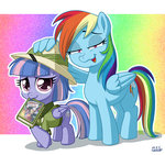 daring-do rainbow_dash uotapo wind_sprint