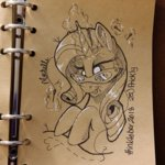 glasses magic mychelle rarity traditional_art