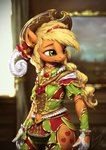 anthro applejack assasinmonkey highres