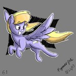 background_ponies cloudkicker highres pegasusjedi