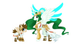 kid_icarus palutena pit ponified skyfinder transparent