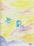 firefly g1 generation_leap iiyabitestoes rainbow_dash