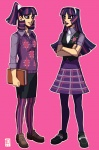 emlan humanized twilight_sparkle
