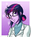equestria_girls hasana-chan highres humanized science_twilight twilight_sparkle