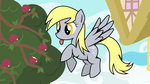 apple_tree apples derpy_hooves highres maishida tree