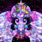 crystallized elements_of_harmony princess_twilight suippamato twilight_sparkle
