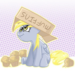 box derpy_hooves muffin timotei-chan