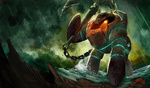 crossover i_shall_not_use_my_hooves_as_hands league_of_legends nautilus_(character) nobrony ponified