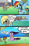 betweenfriends comic derpy_hooves highres princess_twilight rainbow_dash twilight_sparkle watch