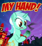 chinese fireworks hands injured lyra_heartstrings pixelkitties