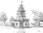 baroncoon carousel_boutique pencil scenery
