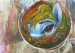 highres rainbow_dash sugarcube-owl traditional_art