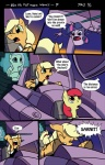 apple_bloom applejack comic crossover elosande fluttershy outlaw_star princess-red20 princess_luna the_great_and_powerful_trixie twilight_sparkle