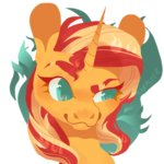alabasterpeony highres sunset_shimmer