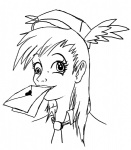 chrisboe4ever derpy_hooves humanized