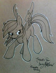friendlystray rainbow_dash traditional_art
