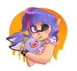 cephalopod humanized spike splatoon squid twilight_sparkle twitchykismet