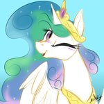 highres jen-neigh princess_celestia