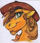 braeburn casynuf highres traditional_art