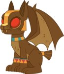 cloudyglow gargoyle guardiangoyle highres vector