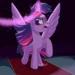 absurdres highres jen-neigh princess_twilight twilight_sparkle