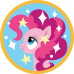absurdres cloudyglow highres pinkie_pie
