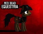 crossover gun hooflander john_marston ponified red_dead_redemption weapon