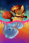 highres sunset_shimmer the_great_and_powerful_trixie xazteiin