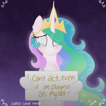 darkestlunarflower highres princess_celestia