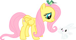 angel fluttershy the-proverbial-jon