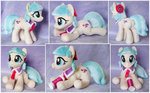 buttercupbabyppg coco_pommel highres needle photo plushie thread toy