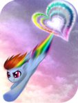 heart rainbow_dash rizcifra sonic_rainboom